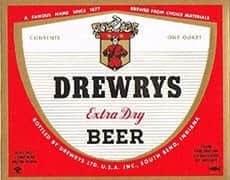Drewrys-Extra-Dry-Beer--Labels-Drewrys-Ltd-USA_2827-1