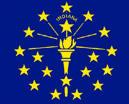 flag-indiana