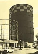 NIPSCO Gas Tank Tower