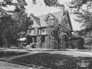 J. Ben Birdsell mansion