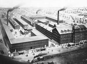 Birdsell Manufacturing Columbia Street South Bend, Indiana