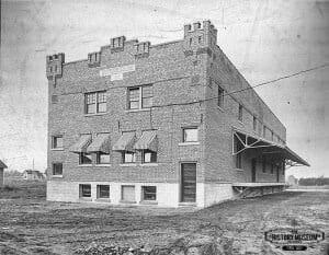 South Bend Brewing Association bottling building