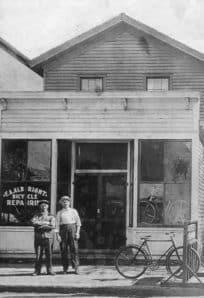 Albright's Bicycle