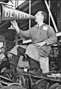 Bendix Sit-down Strike ph 1530