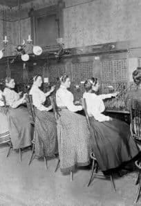 telephone operators ph 705