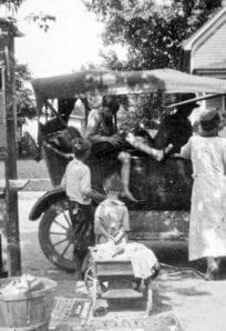 1920s pop stand