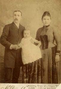 Roman and Pauline Luzny