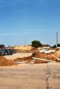 A LOOK BACK - Coveleski Stadium under construction IMG_215