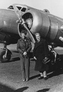 Amelia Earhart ph 7323